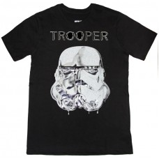 Star Wars – Newly Minted Stormtrooper Mask T-Shirt (Licensed)