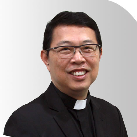 Rev Peter Koh